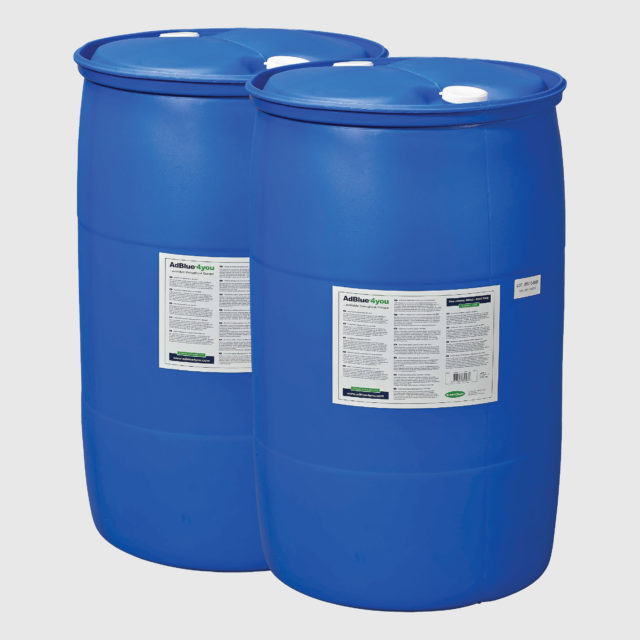200 liter drum of GreenChem AdBlue